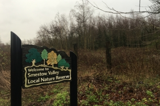 Smestow Valley Nature Reserve