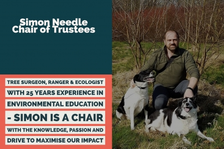 Chair of Trustees Simon Needle