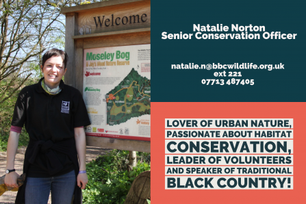 Natalie Norton - Senior Conservation Officer